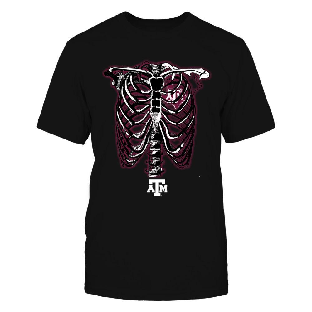 Texas A&M Aggies - Skeleton Front picture