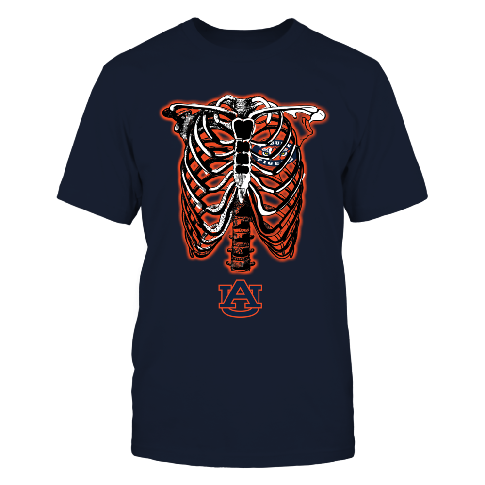 Auburn Tigers - Skeleton Front picture