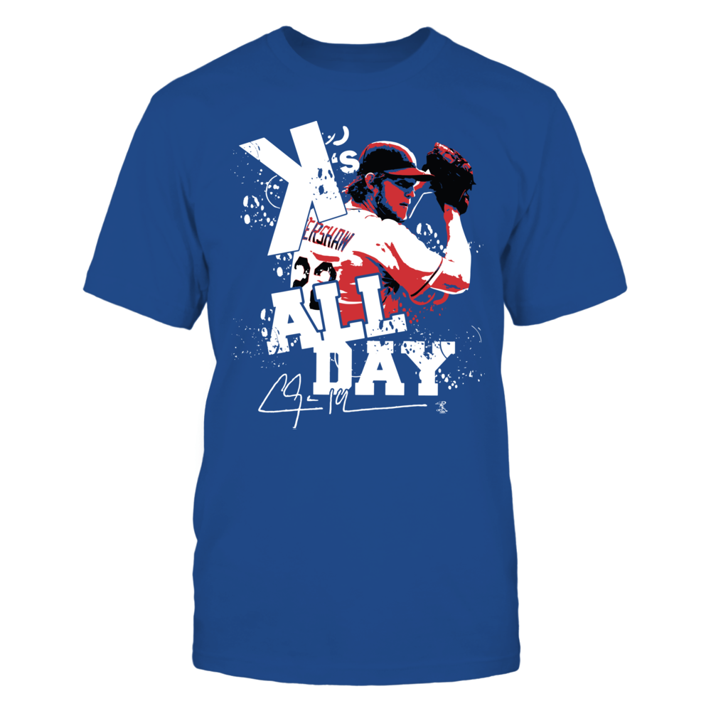 Clayton Kershaw - K's All Day Front picture