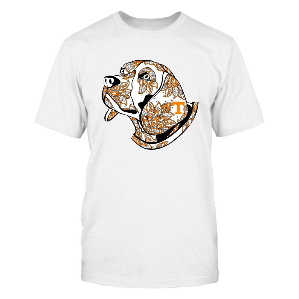 Tennessee Volunteers - Mandala pattern Front picture