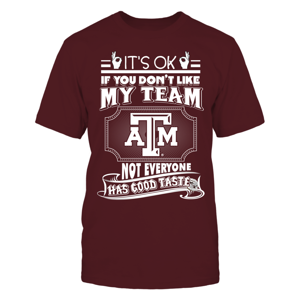 Texas A&M Aggies - It's Ok Front picture