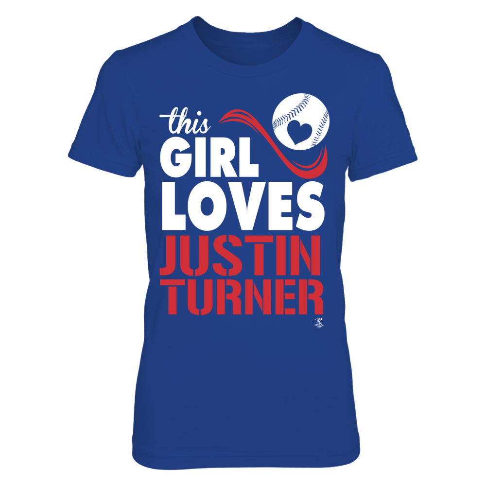 This Girl Loves - Justin Turner Front picture