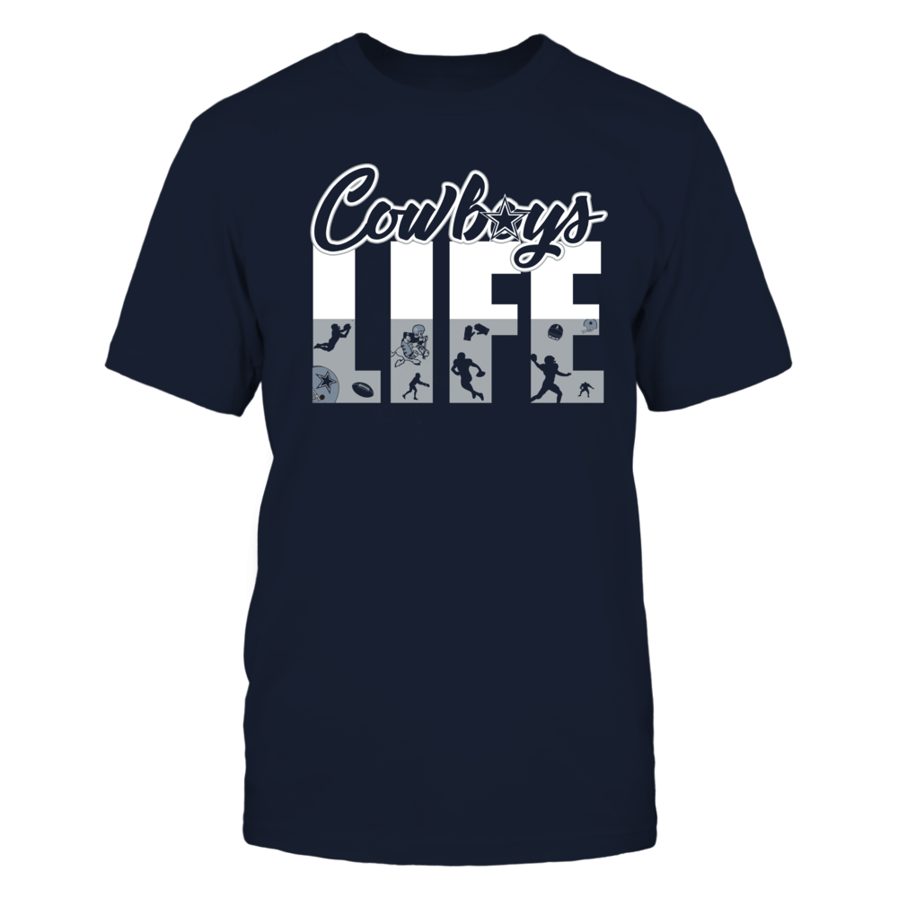 Dallas Cowboys - Cowboys life Front picture
