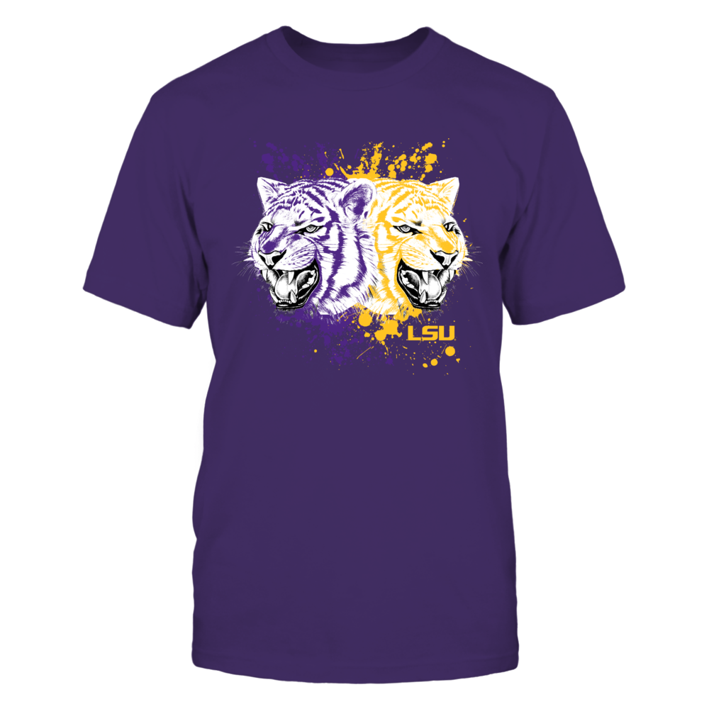LSU Tigers - Balance Tigers Front picture