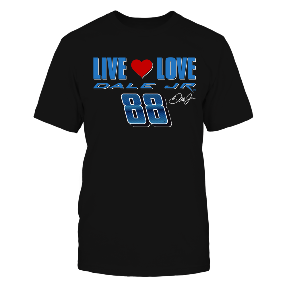 Live Love Dale Jr. 88 Front picture