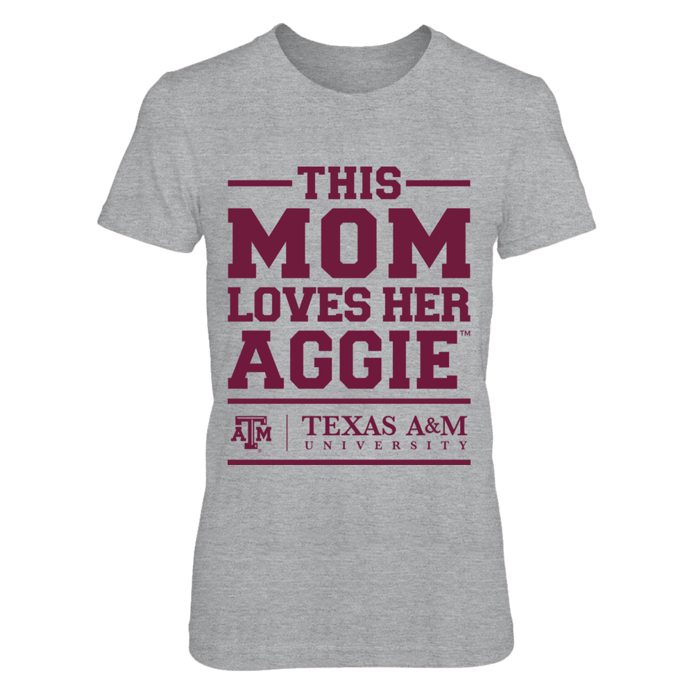 This Mom Loves Her Aggie Front picture