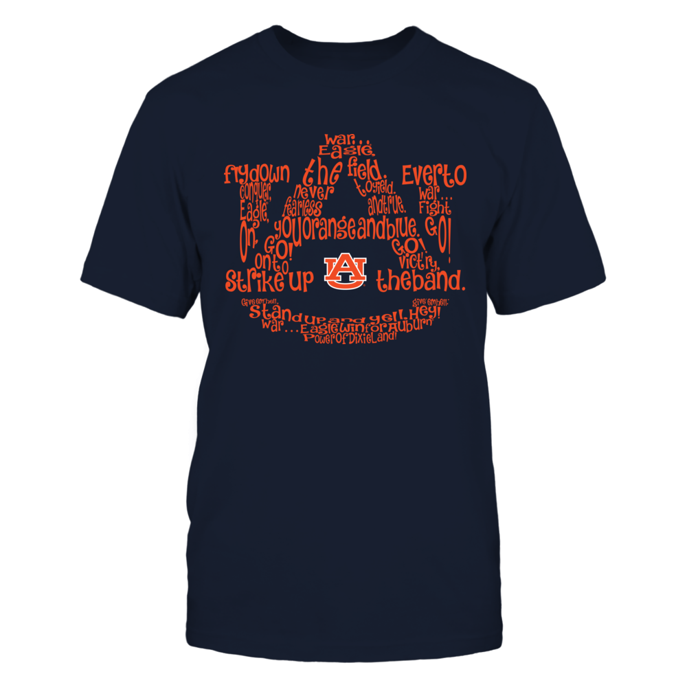 Auburn Tigers - Fight Song - IF-IC32-DS38 Front picture