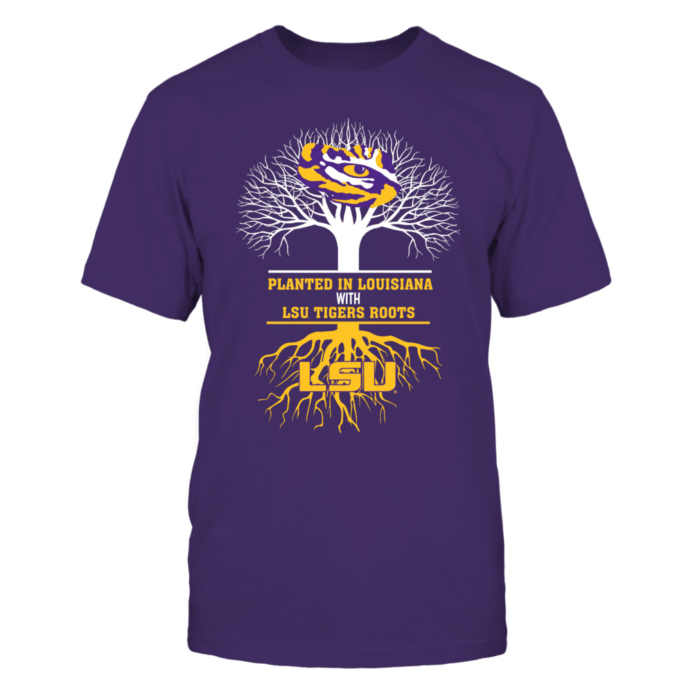 LSU Tigers - Roots Front picture
