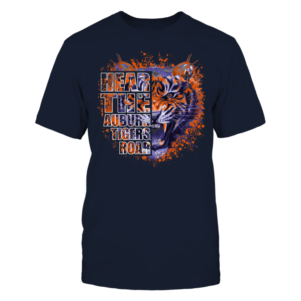 Auburn Tigers - Hear The Roar Front picture