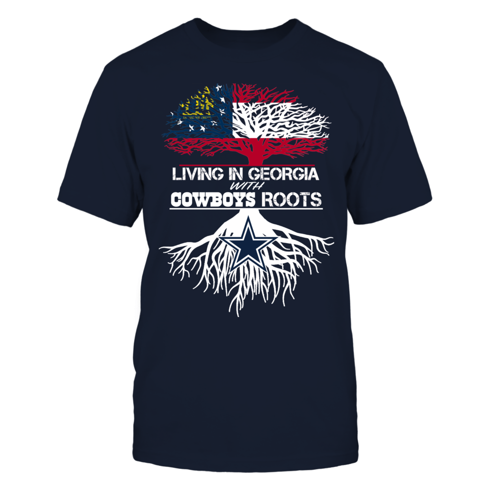 Dallas Cowboys - Living Roots Georgia Front picture