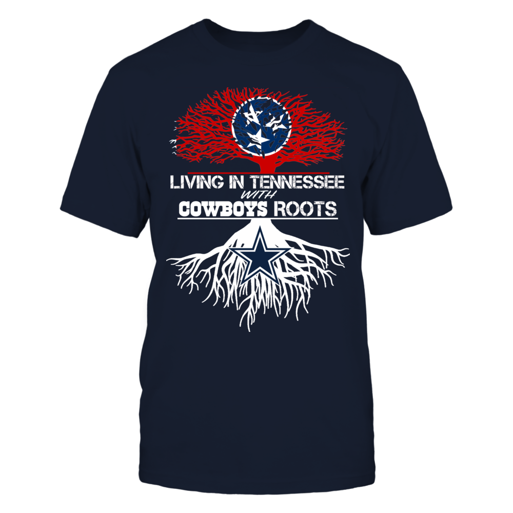 Dallas Cowboys - Living Roots Tennessee Front picture