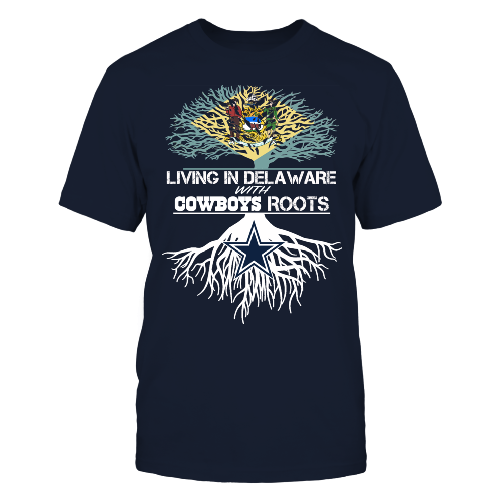 Dallas Cowboys - Living Roots Delaware Front picture
