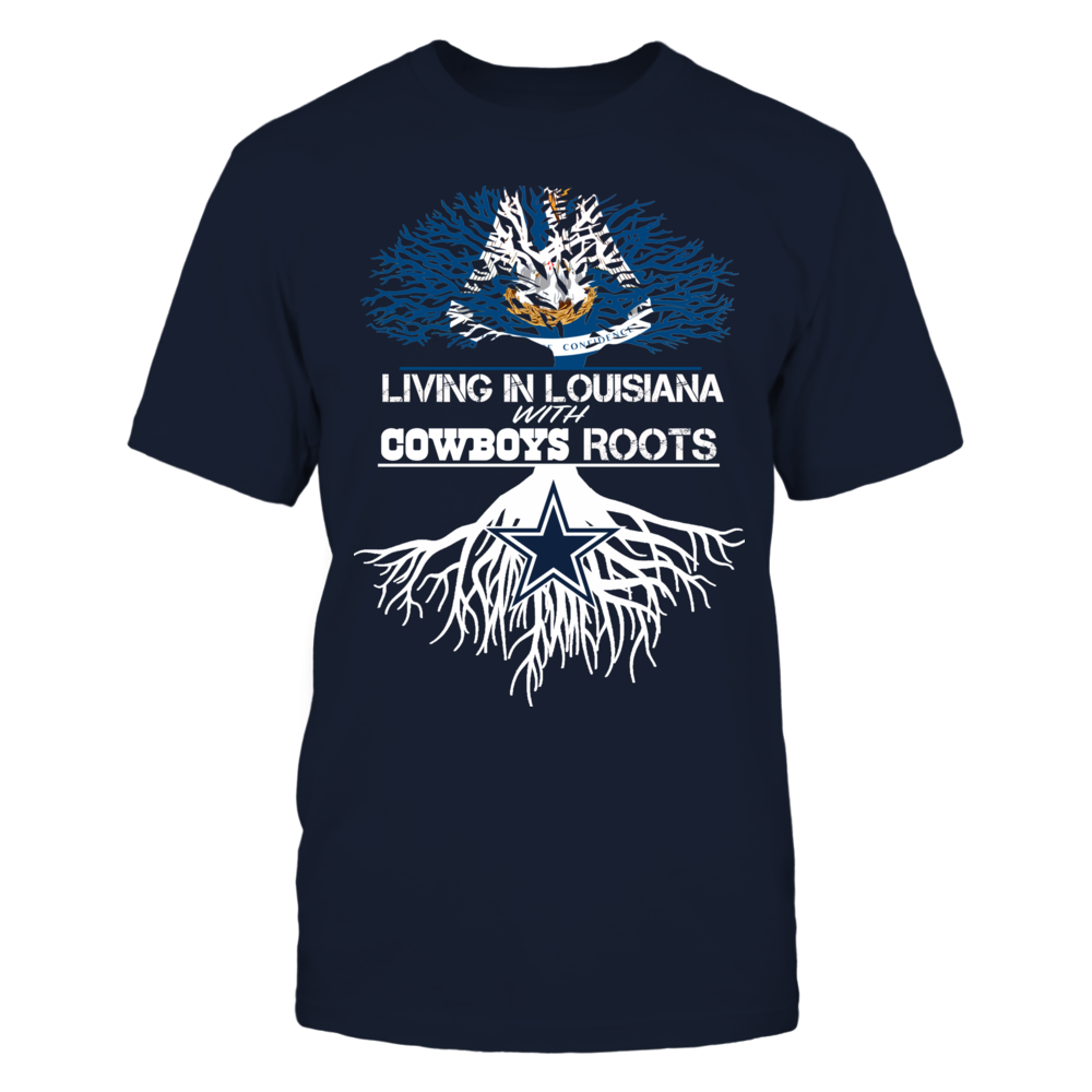 Dallas Cowboys - Living Roots Louisiana Front picture