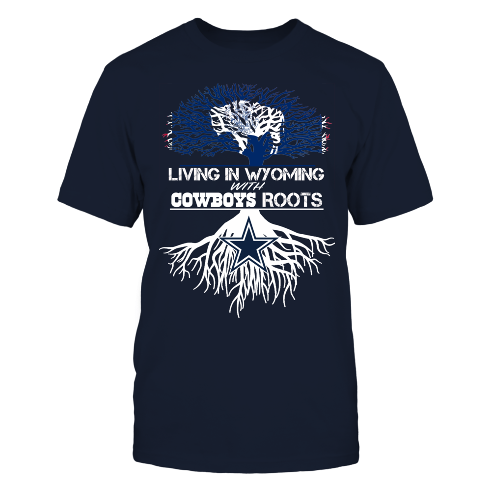 Dallas Cowboys - Living Roots Wyoming Front picture