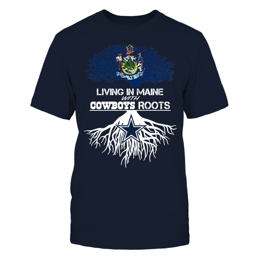 Dallas Cowboys - Living Roots Maine Front picture