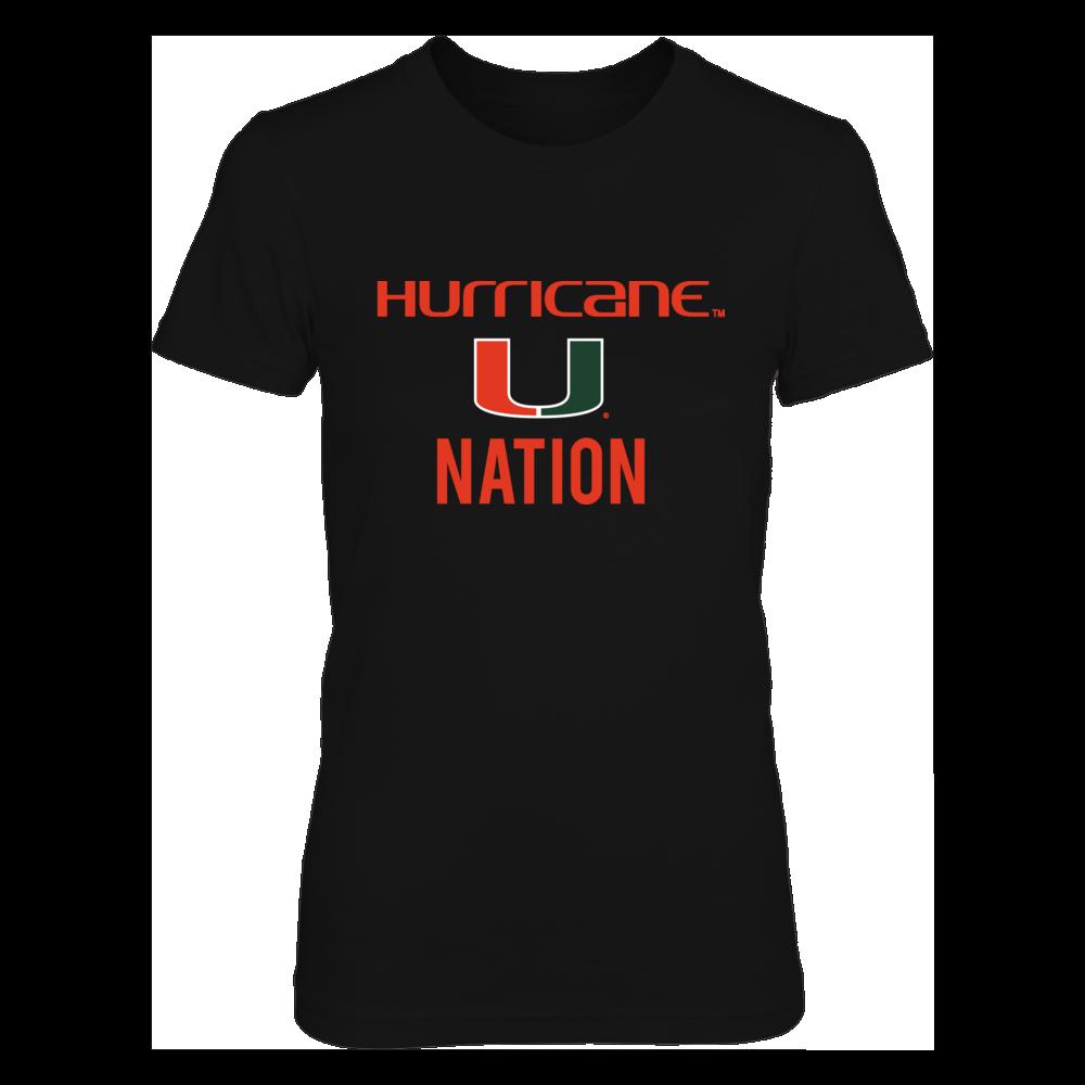 Miami Hurricane Nation Front picture