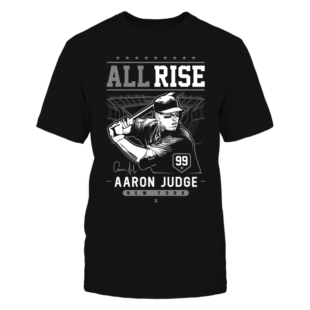 """AARON JUDGE""- All Rise !! Front picture"