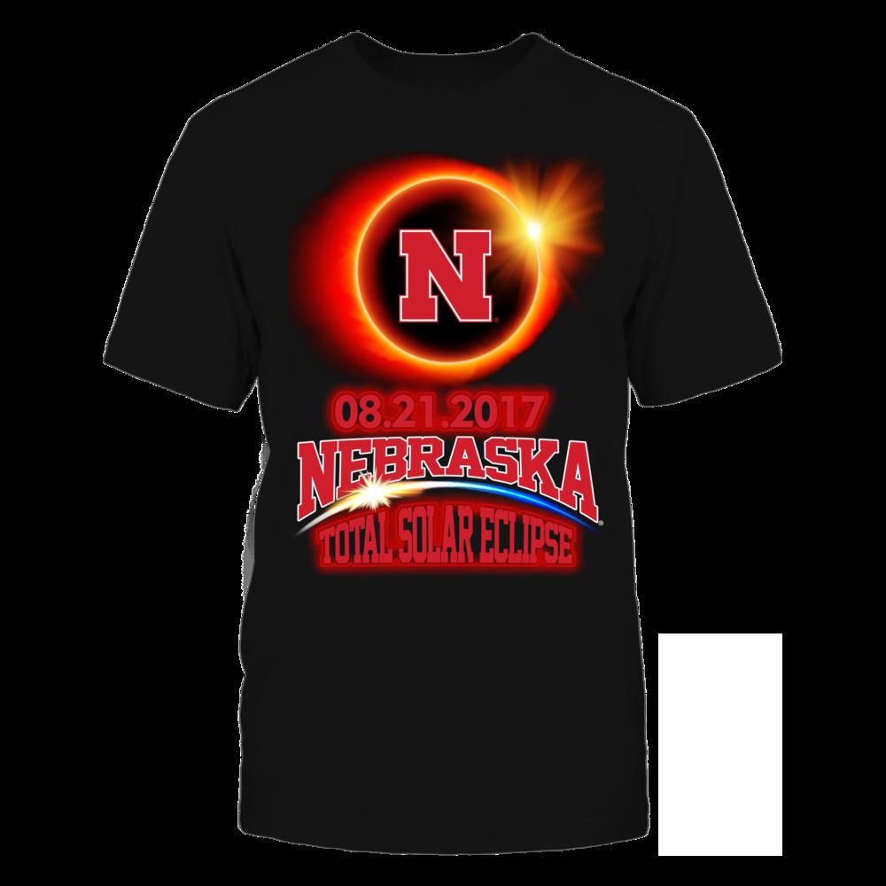 Nebraska Cornhuskers - Total Eclipse Front picture