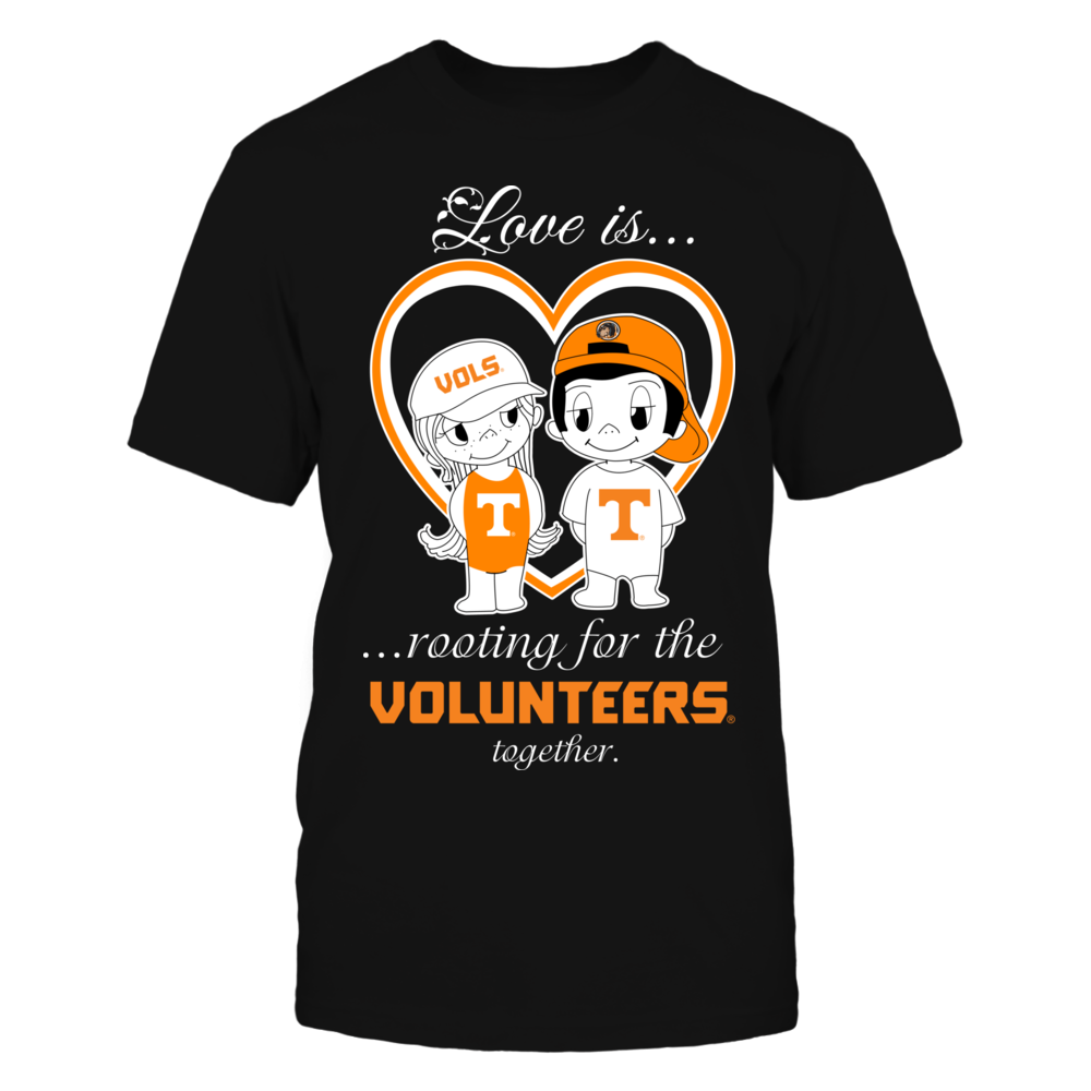 Tennessee Volunteers - Love Is Front picture