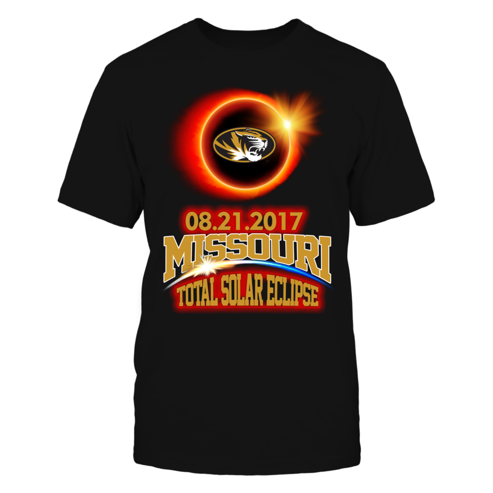 Mizzou Tigers - Total Eclipse Front picture