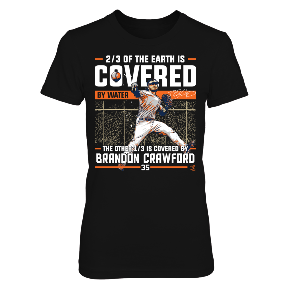 Brandon Crawford - Covered By Front picture