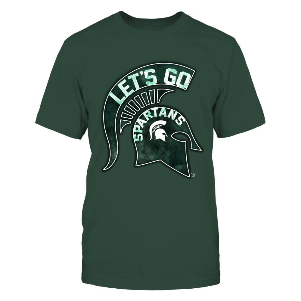 Michigan State Spartans - Go Spartans Front picture