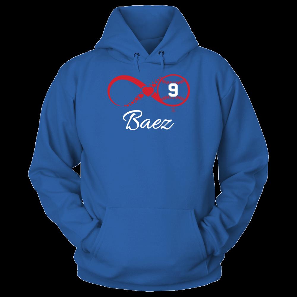 Javier Baez - Infinite Baseball Love Front picture
