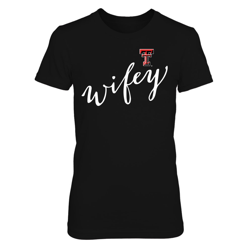 Texas Tech Red Raiders - Wifey Front picture