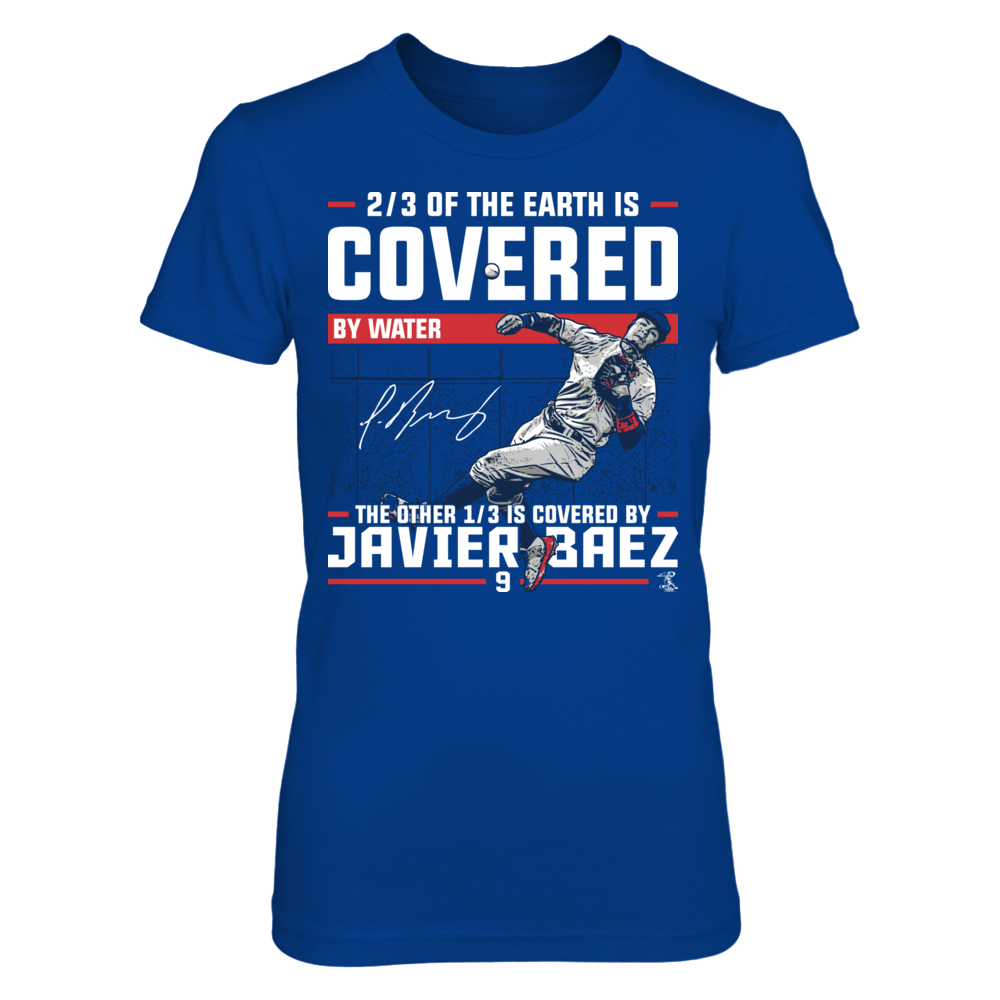 Covered By - Javier Baez Front picture