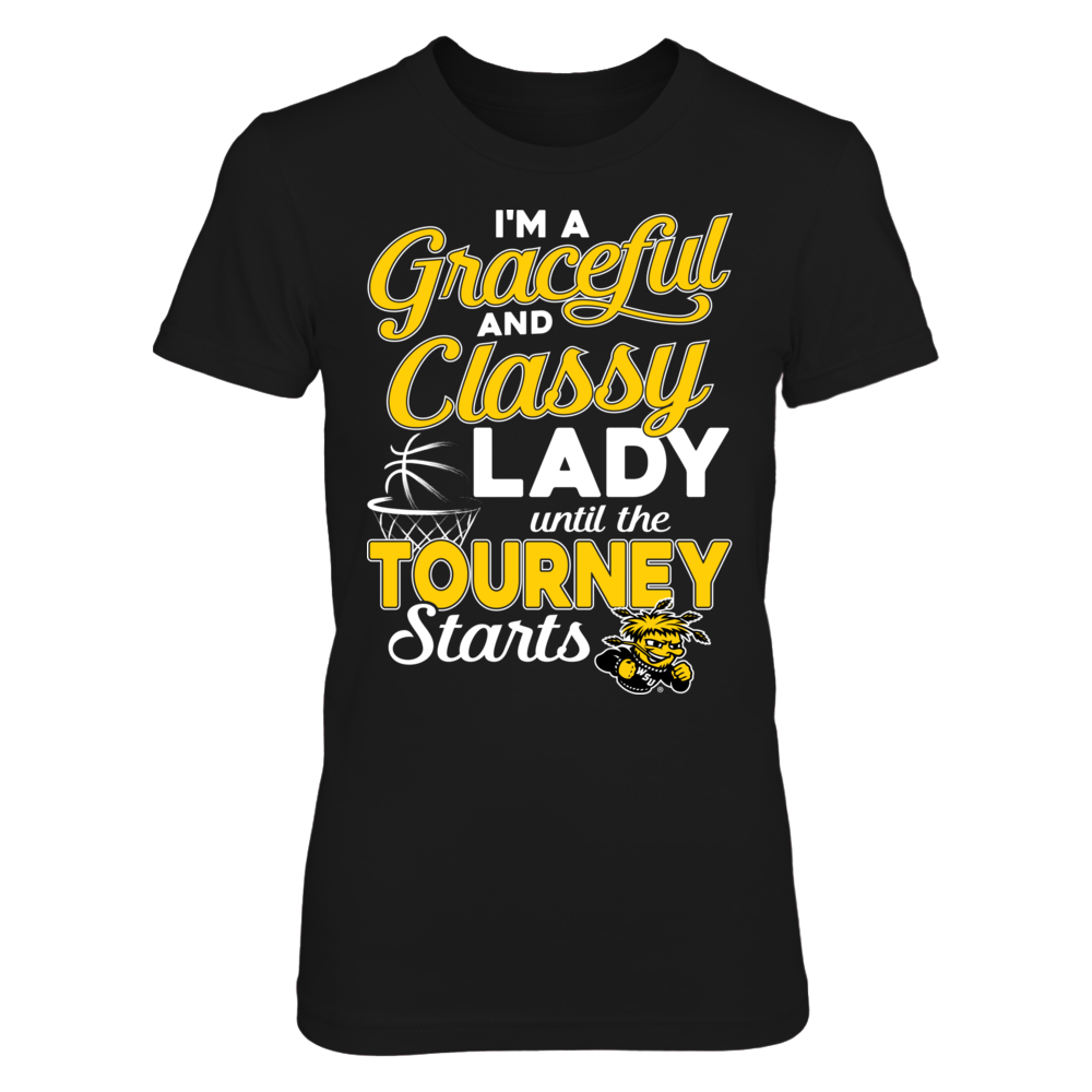 Wichita State Shockers - I'm A Graceful And Classy Lady Front picture