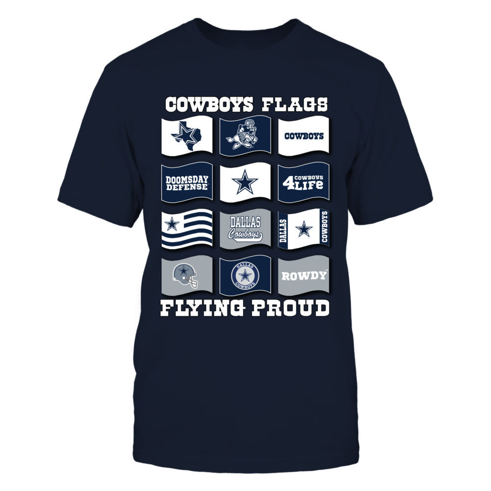 Dallas Cowboys - Flying proud Front picture