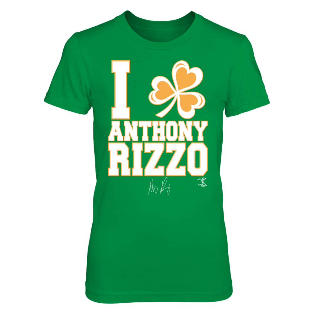 Anthony Rizzo - I Shamrock Front picture