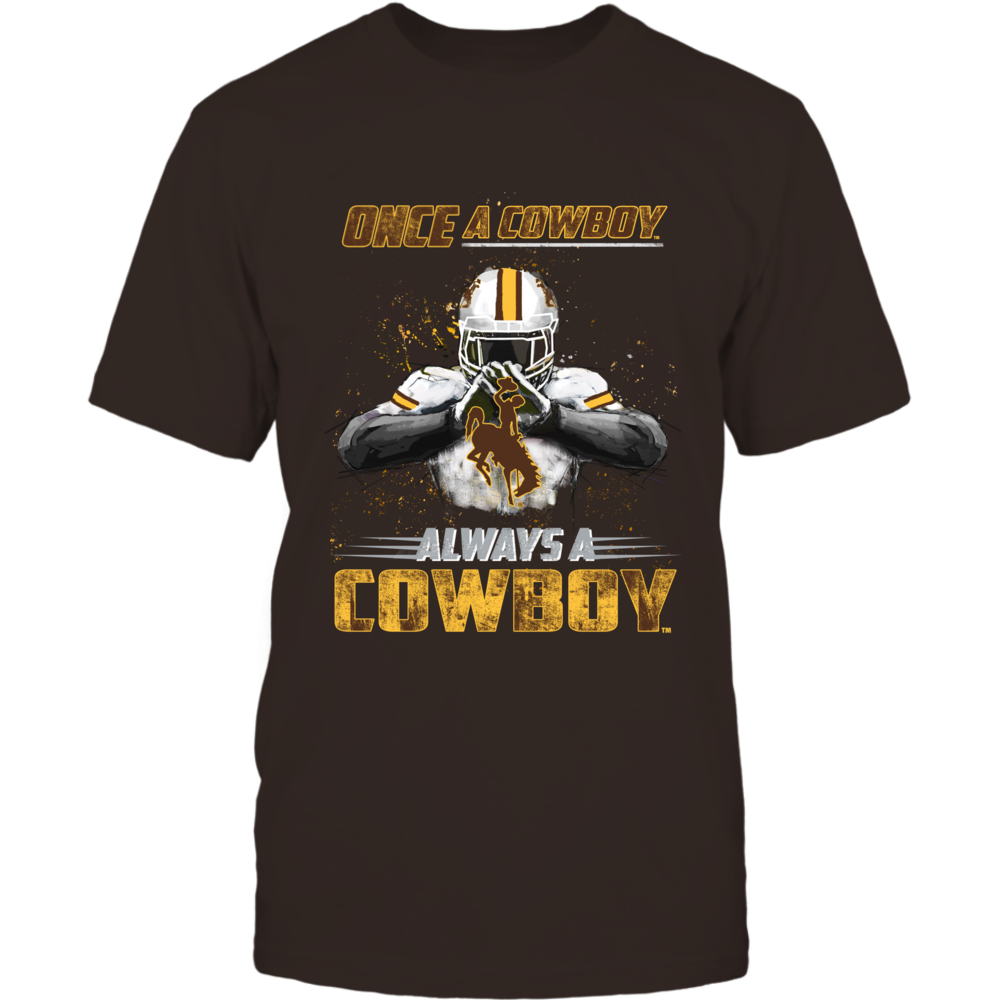 Wyoming Cowboys - Once a Cowboy, Always a Cowboy Front picture