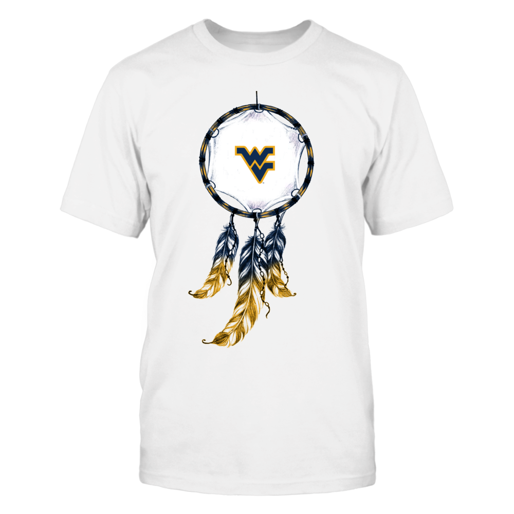 West Virginia Mountaineers - Dream catcher Front picture