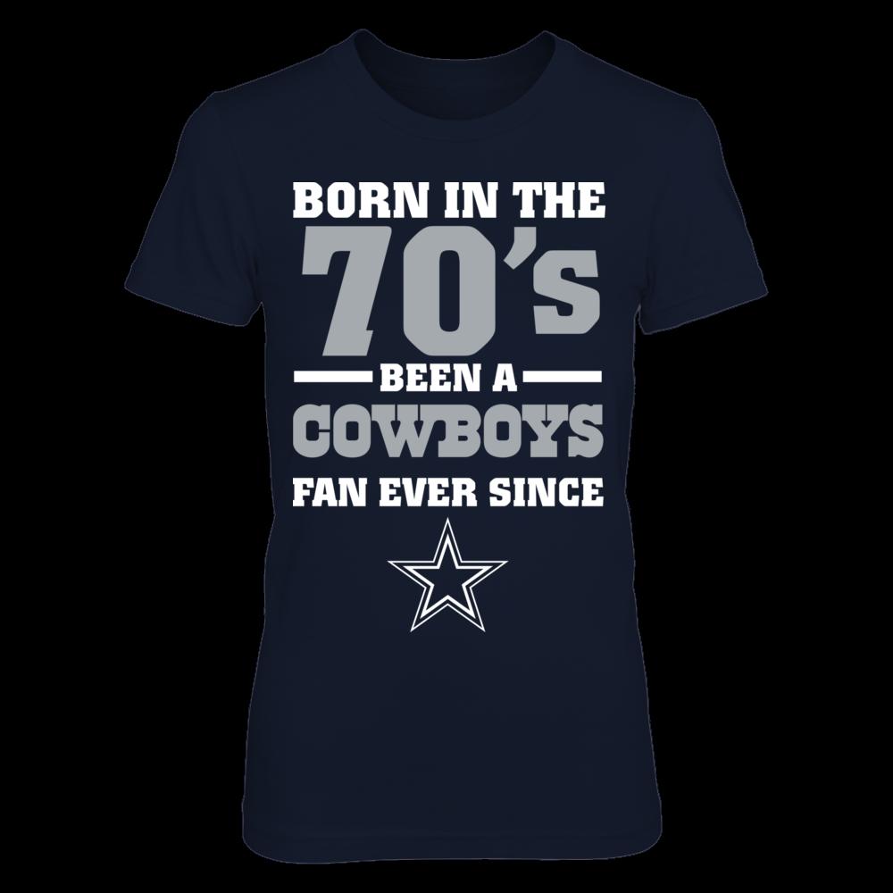 Dallas Cowboys - Born In The 70's Front picture