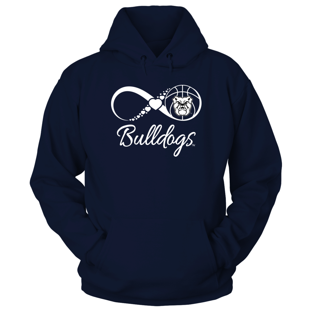 Butler Bulldogs - Infinite Basketball Love Front picture