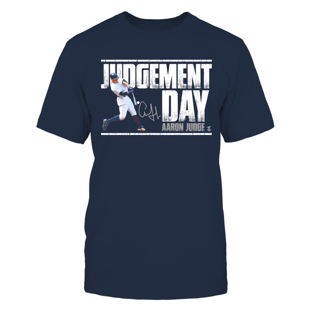 Aaron Judge - Judgement Day Front picture