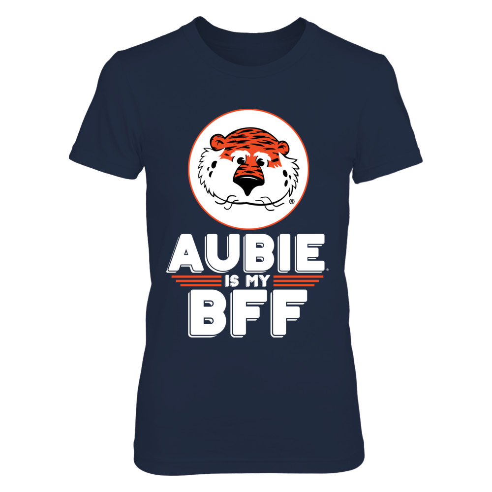 Aubie Is My BFF Front picture