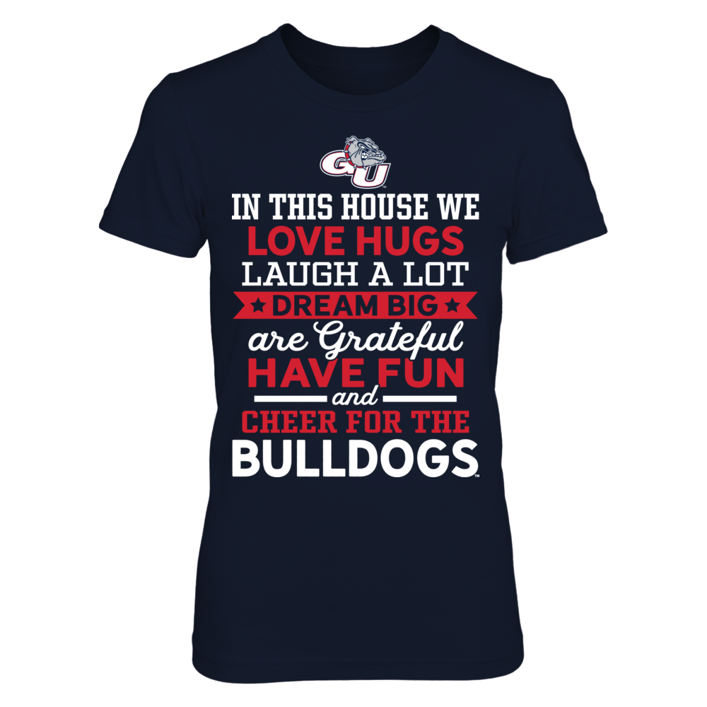 Gonzaga Bulldogs - Love, Laugh, Dream Front picture