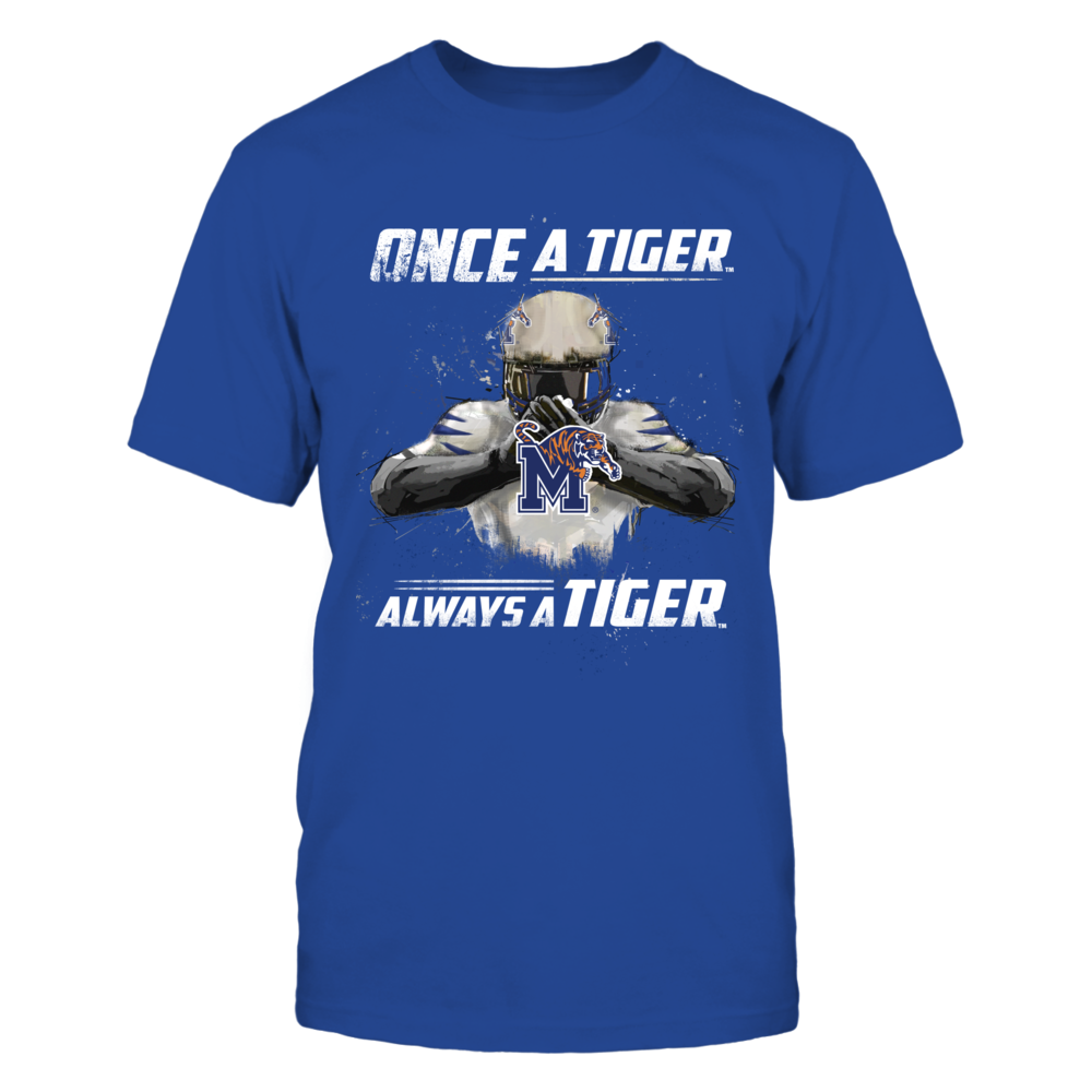 Memphis Tigers - Once a Tiger, Always a Tiger Front picture