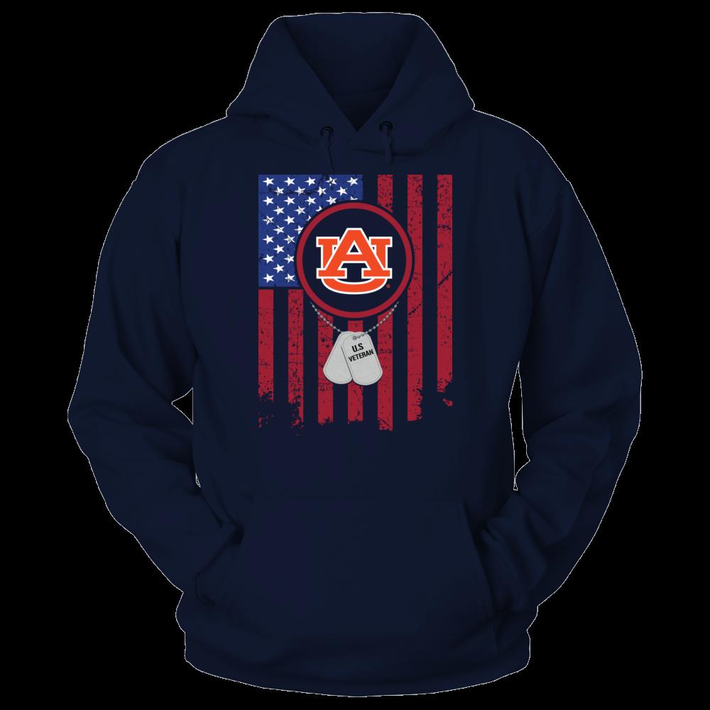 Auburn Tigers - Show Your Veteran Pride Front picture