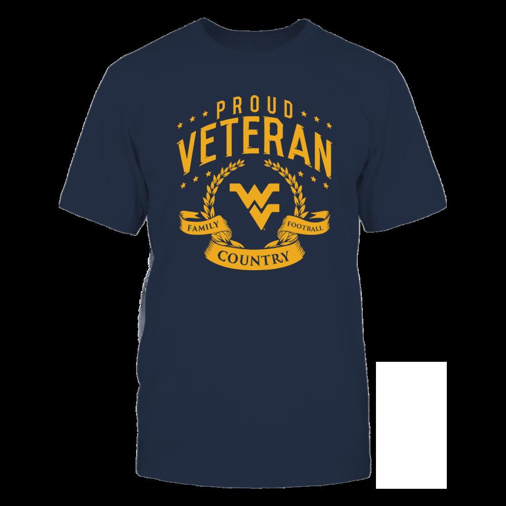 Proud Veteran West Virginia Front picture