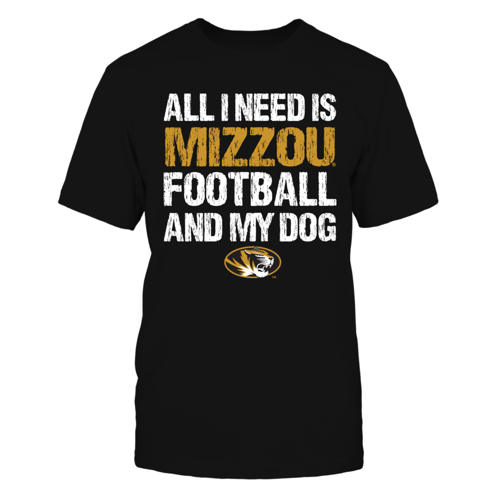 Mizzou Tigers - All I Need Front picture