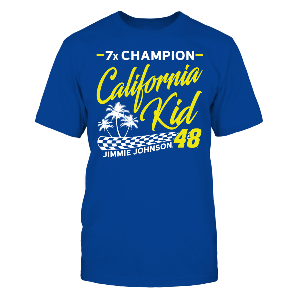 Jimmie Johnson - California Kid 7x Champion Front picture
