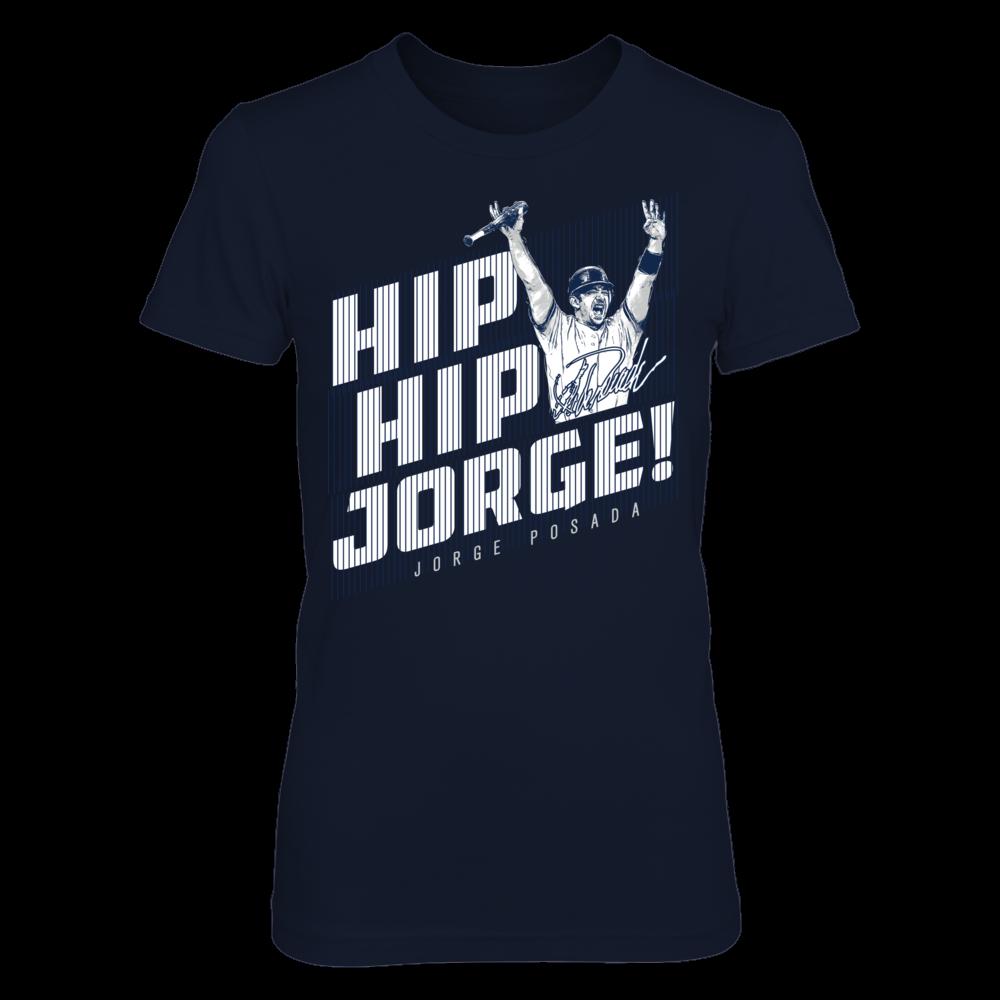 Jorge Posada - Hip Hip Jorge Front picture