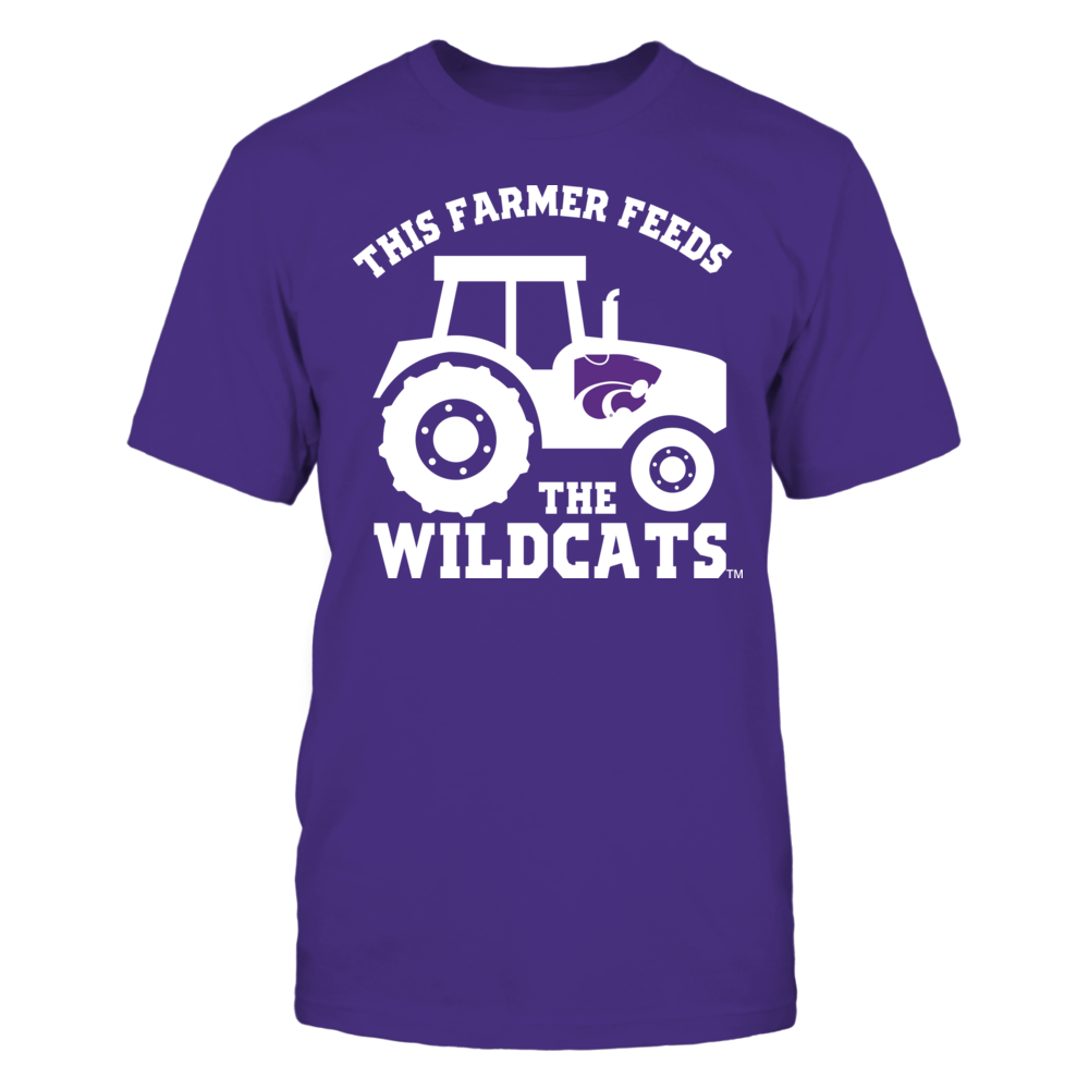 This Farmer Feeds - Kansas State Wildcats Front picture