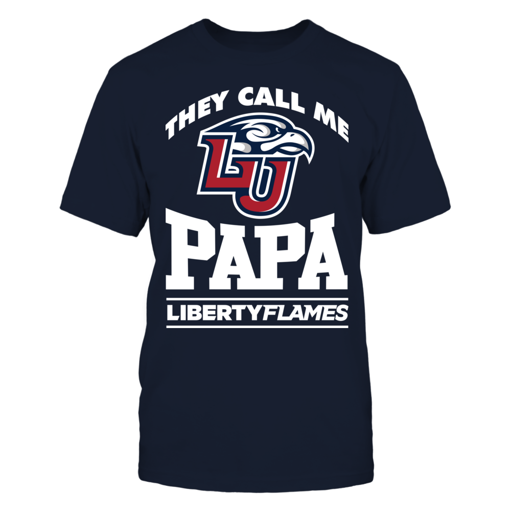 They Call Me Papa - Liberty Flames Front picture
