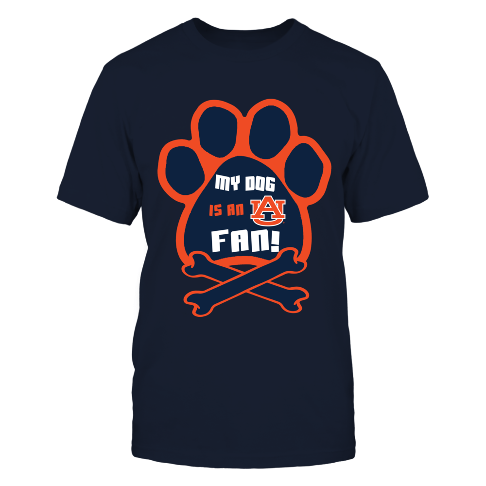 Auburn Tigers - My Dog Front picture