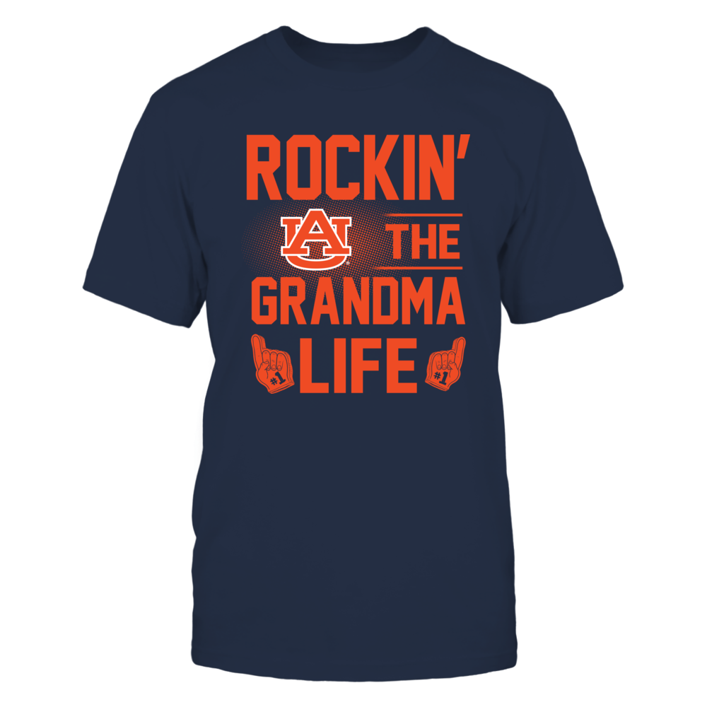 Auburn Tigers - Rockin' The Grandma Life Front picture