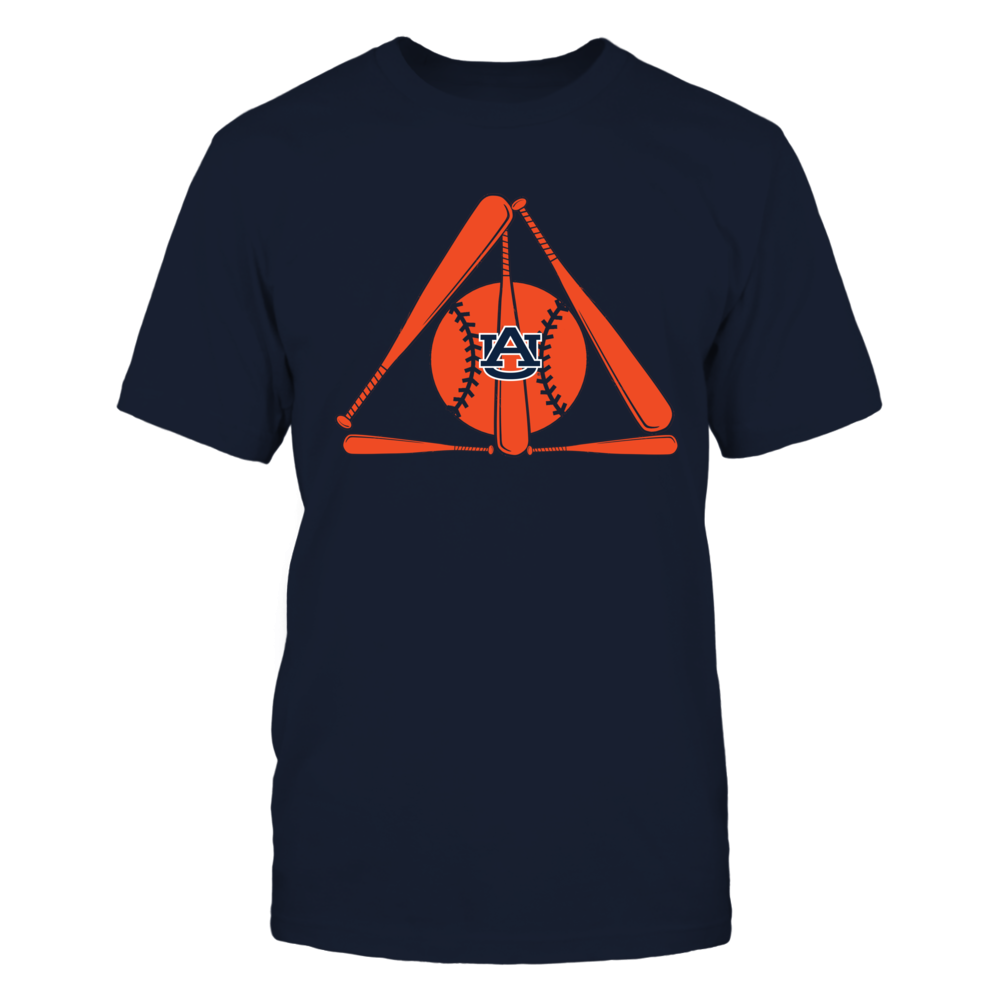 Auburn Tigers - Deathly Baseball Front picture